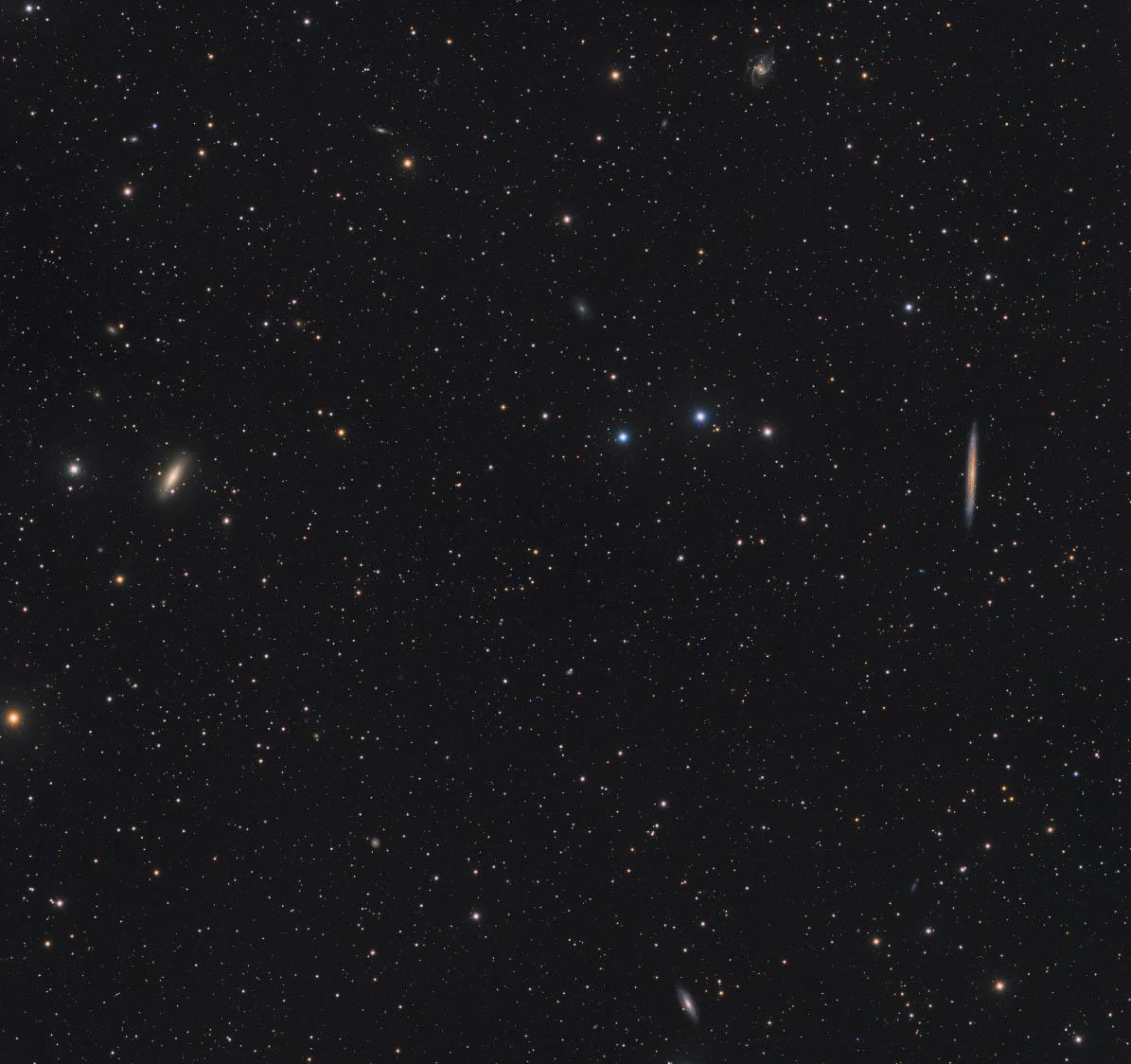 Splinter galaxie ngc5905 m102