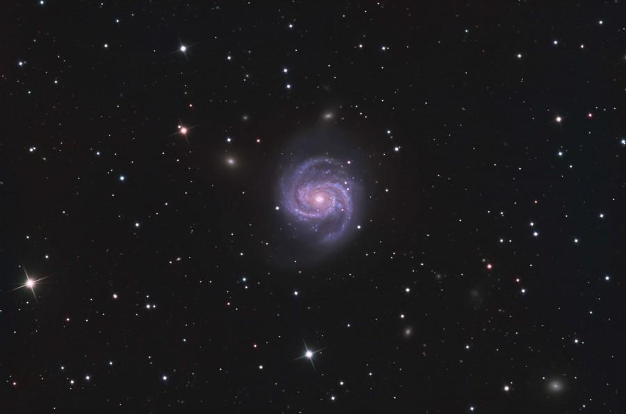 Galaxie m100