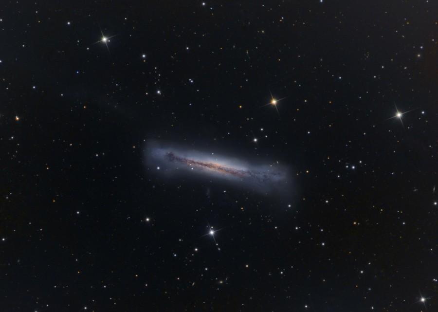 Galaxie ngc3628