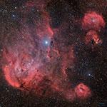 ic2944 HaRGB Image